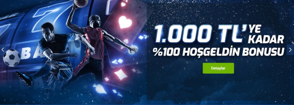 Jetbahis Kayıt Ol - 1000 TL Bonus Kazan